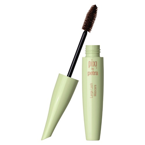 Pixi By Petra Large Lash Mascara Bold Black - 0.25oz