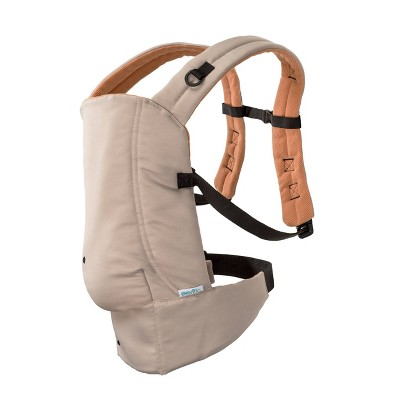Evenflo Natural Fit Carrier Khaki Orange