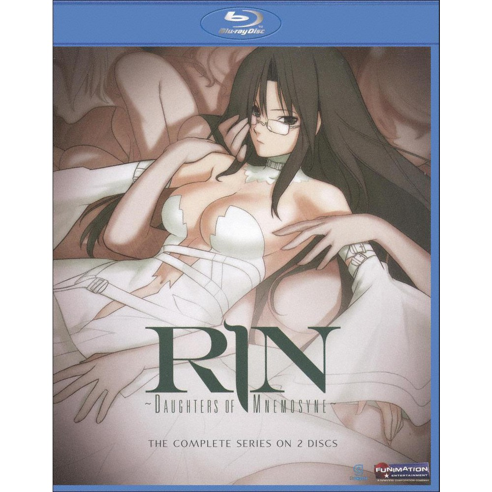 Rin:Daughters Of Mnemosyne Comp Ser (Blu-ray)