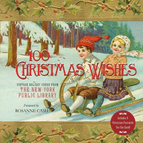 100 Christmas Wishes - (Hardcover) - image 1 of 1