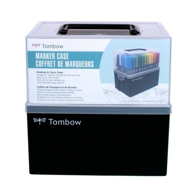 Portable Marker Case, 108 slots - Tombow