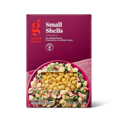 Small Shells - 16oz - Good & Gather™