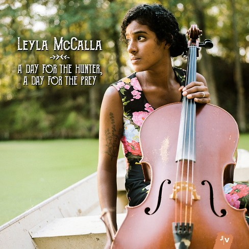 Leyla mccalla - Day for the hunter day for the prey (CD) - image 1 of 1