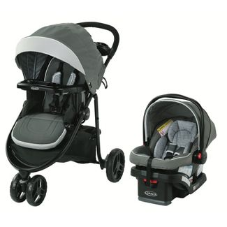 Graco Modes 3 Lite DLX Travel System - Cooper