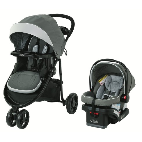 Graco Modes 3 Lite DLX Travel System - Cooper - image 1 of 5