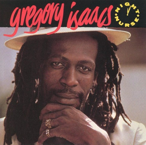 Gregory isaacs - Night nurse (CD) - image 1 of 2