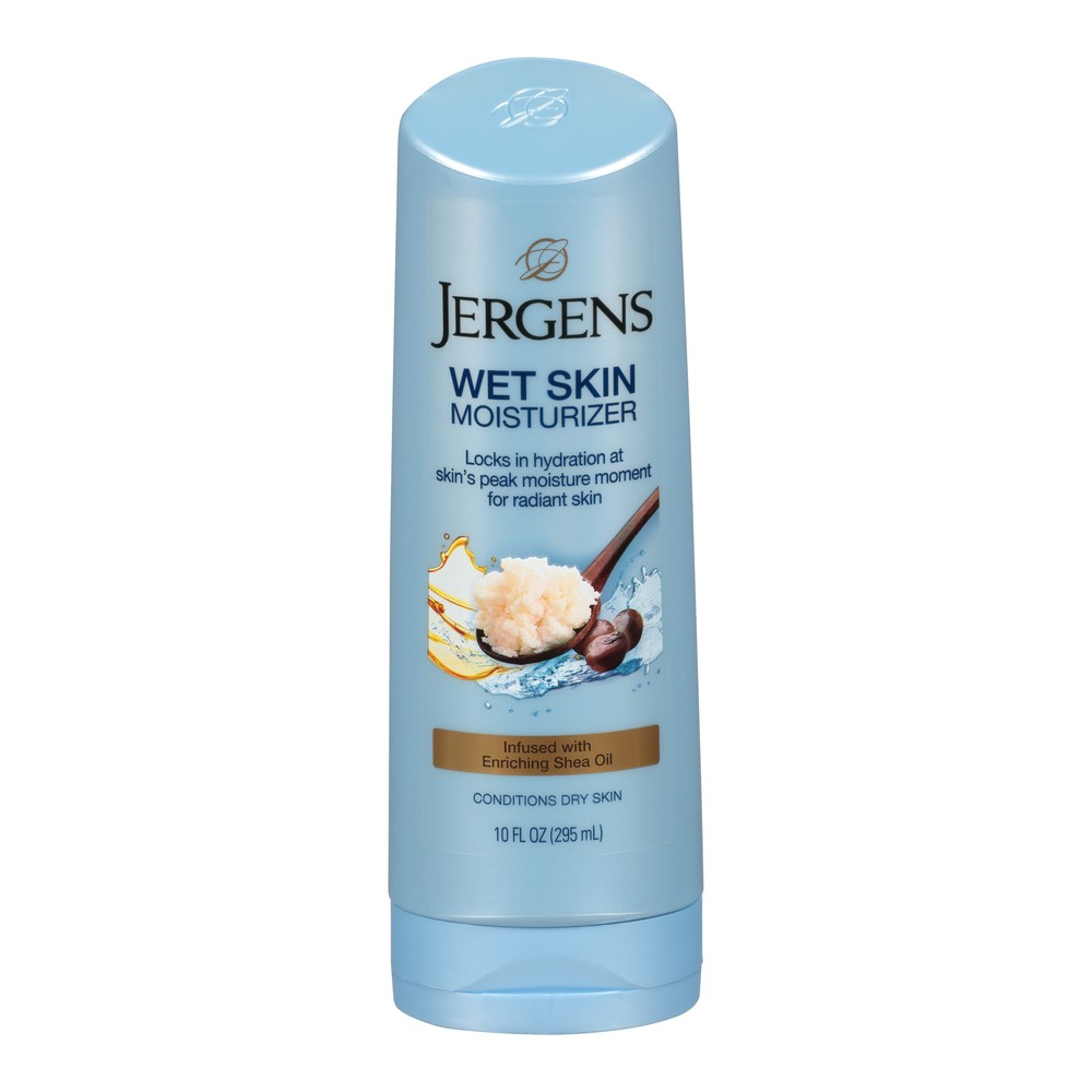 Best Shopping Jergens Wet Skin Shea Oil Body Lotion 10oz