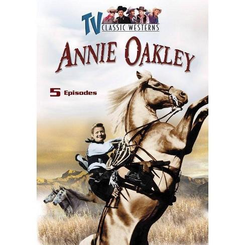 Annie Oakley: Volume 4 (DVD) - image 1 of 1