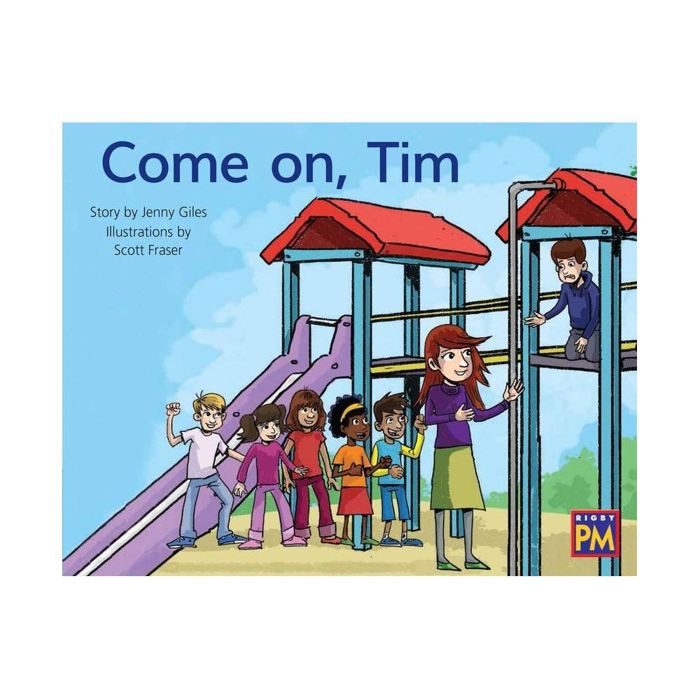 Come On Tim Rigby Pm Paperback