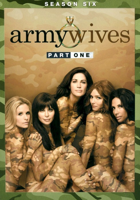 Army Wives: Season Six, Part One [3 Discs] - image 1 of 1