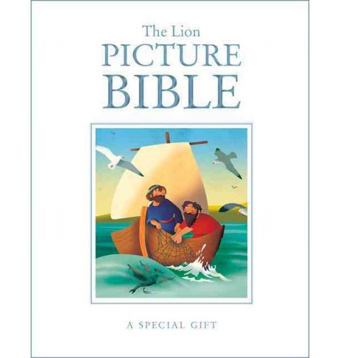 Lion Picture Bible : A Special Gift (Hardcover) (Sarah Dodd) - image 1 of 1
