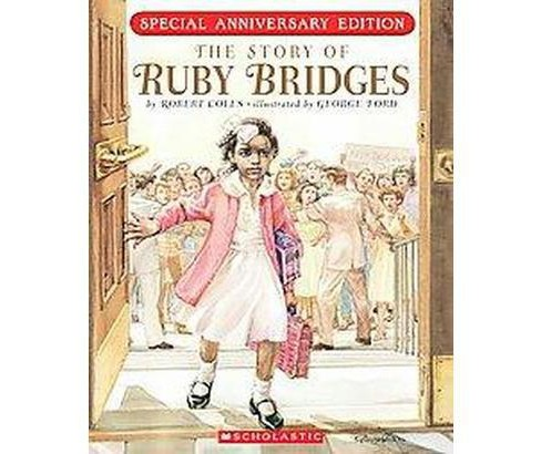 Story of Ruby Bridges (Special) (Paperback) (Robert Coles) - image 1 of 1