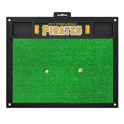 MLB Pittsburgh Pirates Golf Hitting Mat