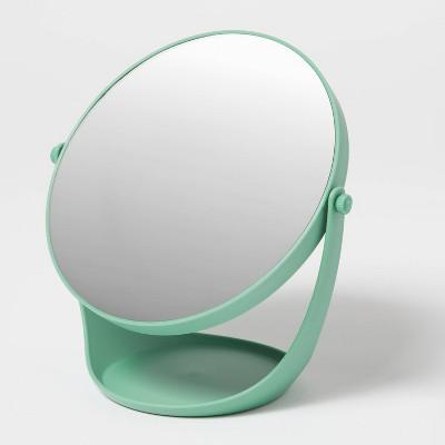 Plastic Vanity Mirror Green - Room Essentials™