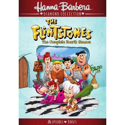 The Flintstones: The Complete Fourth Season (DVD)(2017)
