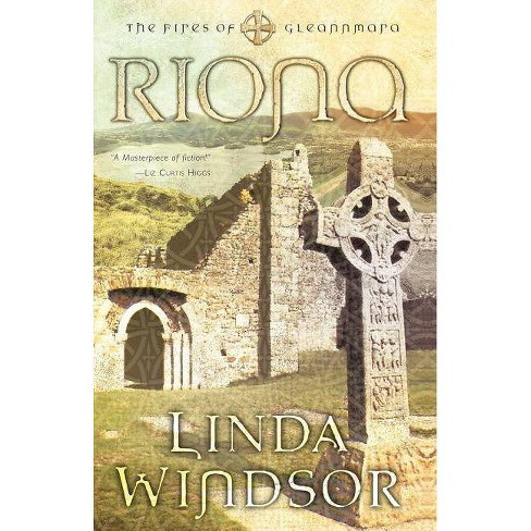 Riona - (Fires of Gleannmara Series) by  Windsor (Paperback) - image 1 of 1