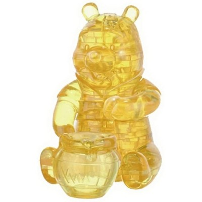 University Games Winnie the Pooh 38 Piece 3D Crystal Jigsaw Puzzle