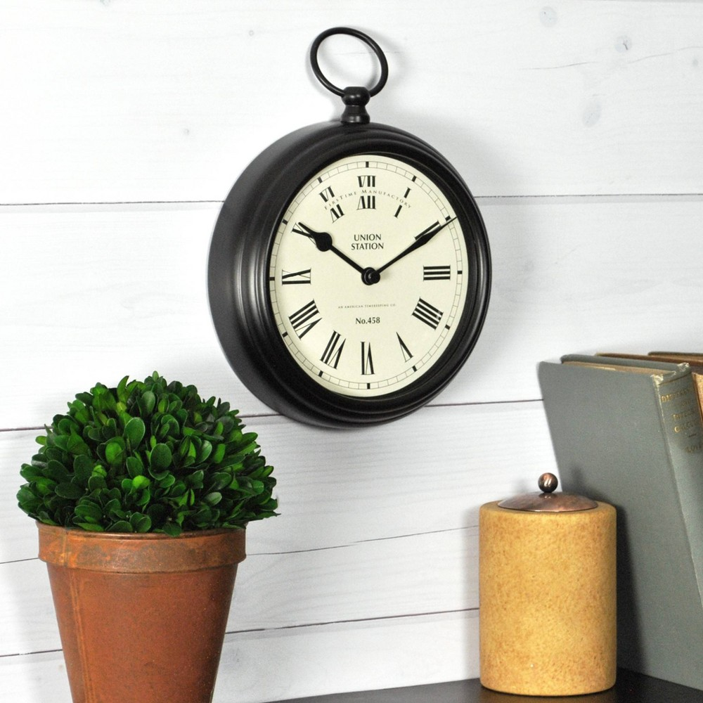 Firstime 38 Co Station Pocket Clock