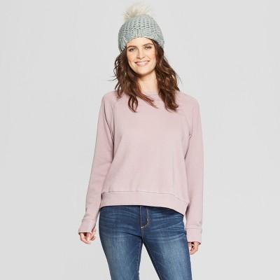 8995d6cd1e413 Women s Crew Neck Sweatshirt - Universal Thread™   Target