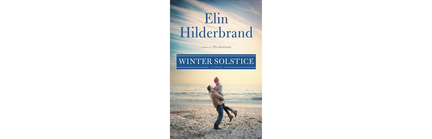 Winter Solstice -  (Winter) by Elin Hilderbrand (Hardcover) - image 1 of 1
