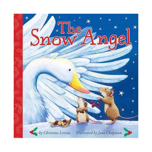 The Snow Angel - by  Christine Leeson (Paperback) - image 1 of 1