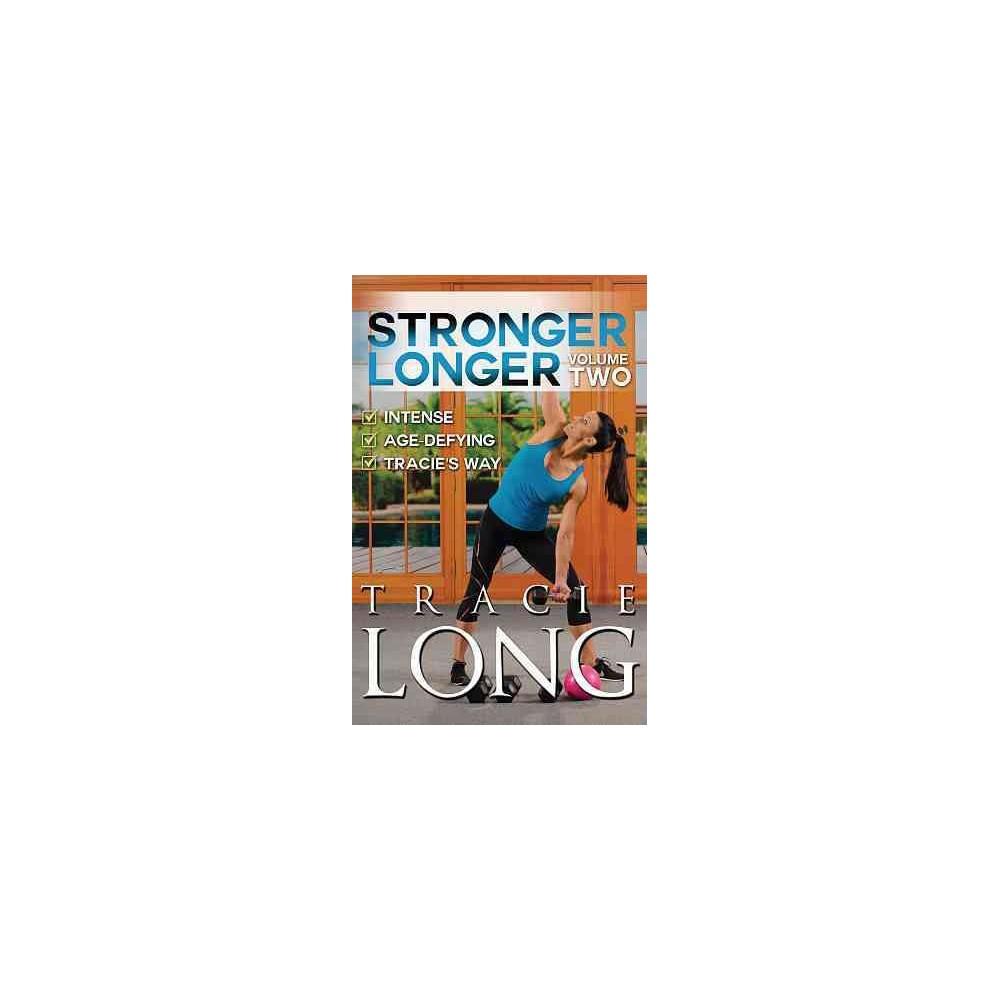 Stronger Longer:Vol 2 (Dvd)