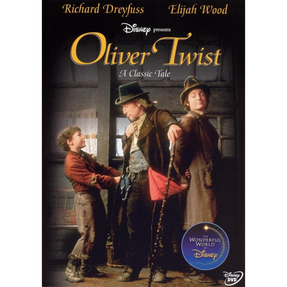 Oliver Twist (Dvd), Movies