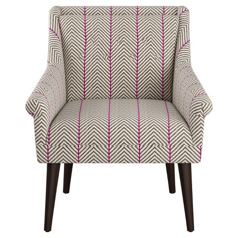 Hadley Button Tufted Chair - Cloth & Co. - image 1 of 4