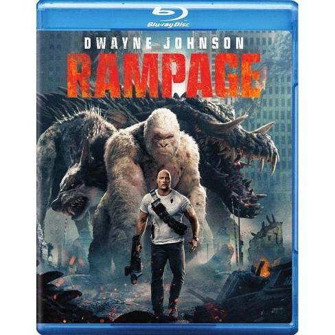 Rampage Blu Ray Target