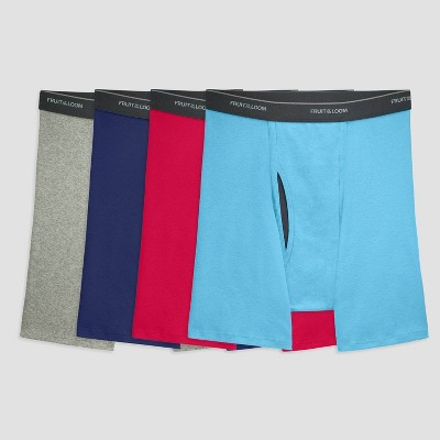 Fruit of the Loom Men's 4pk Coolzone Boxer Briefs - 2XL