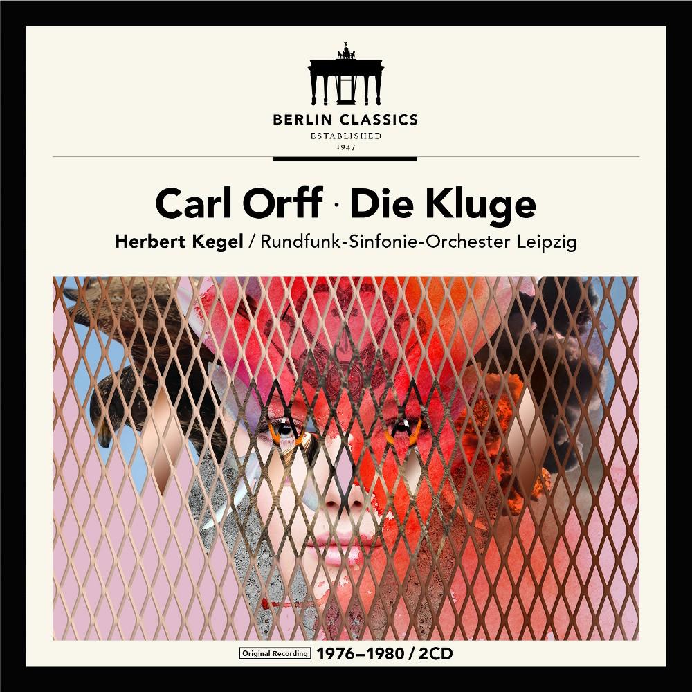 Karl-heinz Stryczek - Orff:Die Kluge (CD)