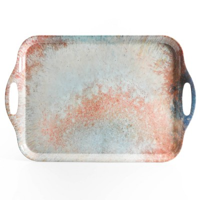 Cravings by Chrissy Teigen Melamine Serve Tray with Handles