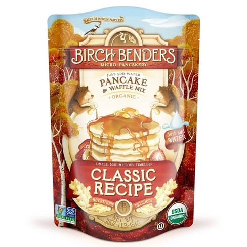 Birch Benders Classic Pancakes - 16 oz - image 1 of 3