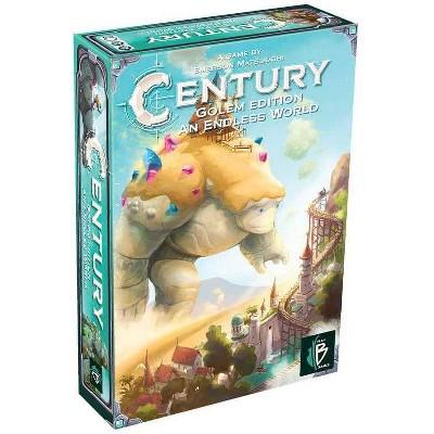 Century Game Golem Edition An Endless World