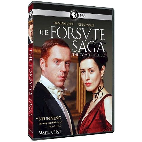 Forsyte Saga: The Complete Series [4 Discs] - image 1 of 1