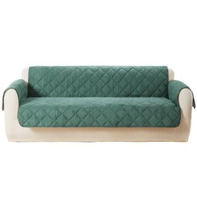 Ultimate Waterproof Sofa Furniture Protector Silver/Pine - Sure Fit