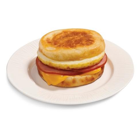 Hamilton Beach Breakfast Sandwich Maker With Timer Dark Gray 25478