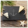 """Cathy's Concepts Rectangle Slate Serving Board 12x15.7"""" - Anchor - image 2 of 4"""
