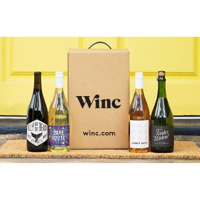Winc Wine Gift Card $60 (Email Delivery)