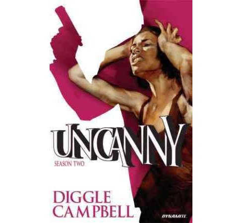 Uncanny Season Two (Paperback) (Andy Diggle) - image 1 of 1