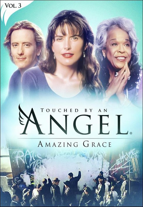 Touched by an angel:Amazing grace (DVD) - image 1 of 1