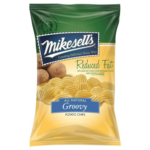 Mikesell's All Natural Groovy Potato Chips - 10oz - image 1 of 1