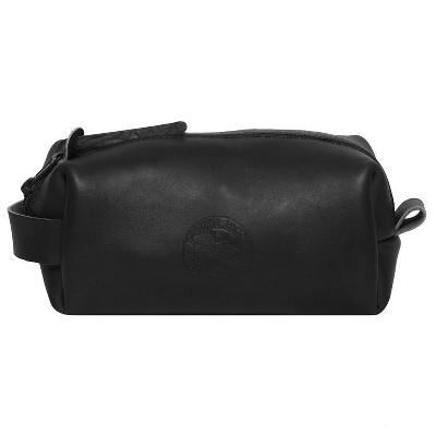 Duluth Pack Leather Travel Kit Bag