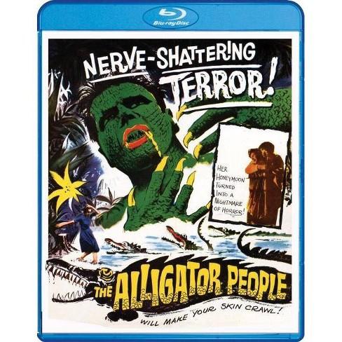 The Alligator People (Blu-ray) - image 1 of 1