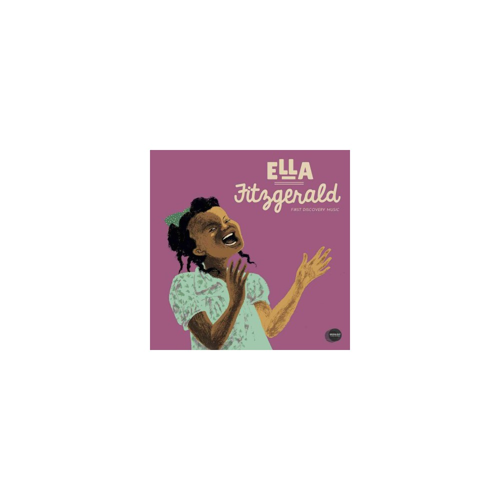 Ella Fitzgerald (Hardcover) (Stu00e9phane Ollivier)