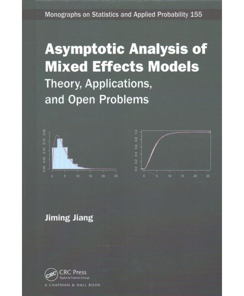 Asymptotic Analysis of Mixed Effects Models : Theory, Applications, and Open Problems (Hardcover) - image 1 of 1
