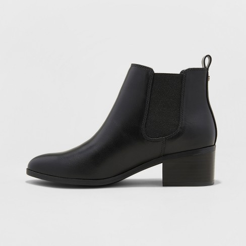 707627b56731b2 Women s Ellie Chelsea Boots - A New Day™   Target