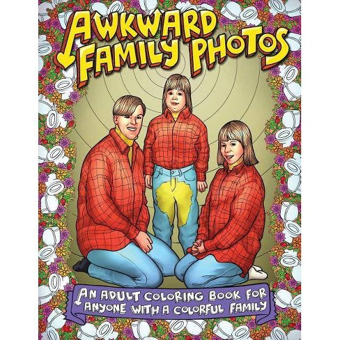 Awkward Family Photos - (Paperback) - image 1 of 1