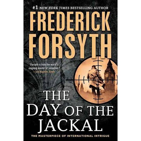 The Day of the Jackal - by  Frederick Forsyth (Paperback) - image 1 of 1