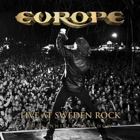 Europe - Europe:30th anniversary live (CD) - image 1 of 1